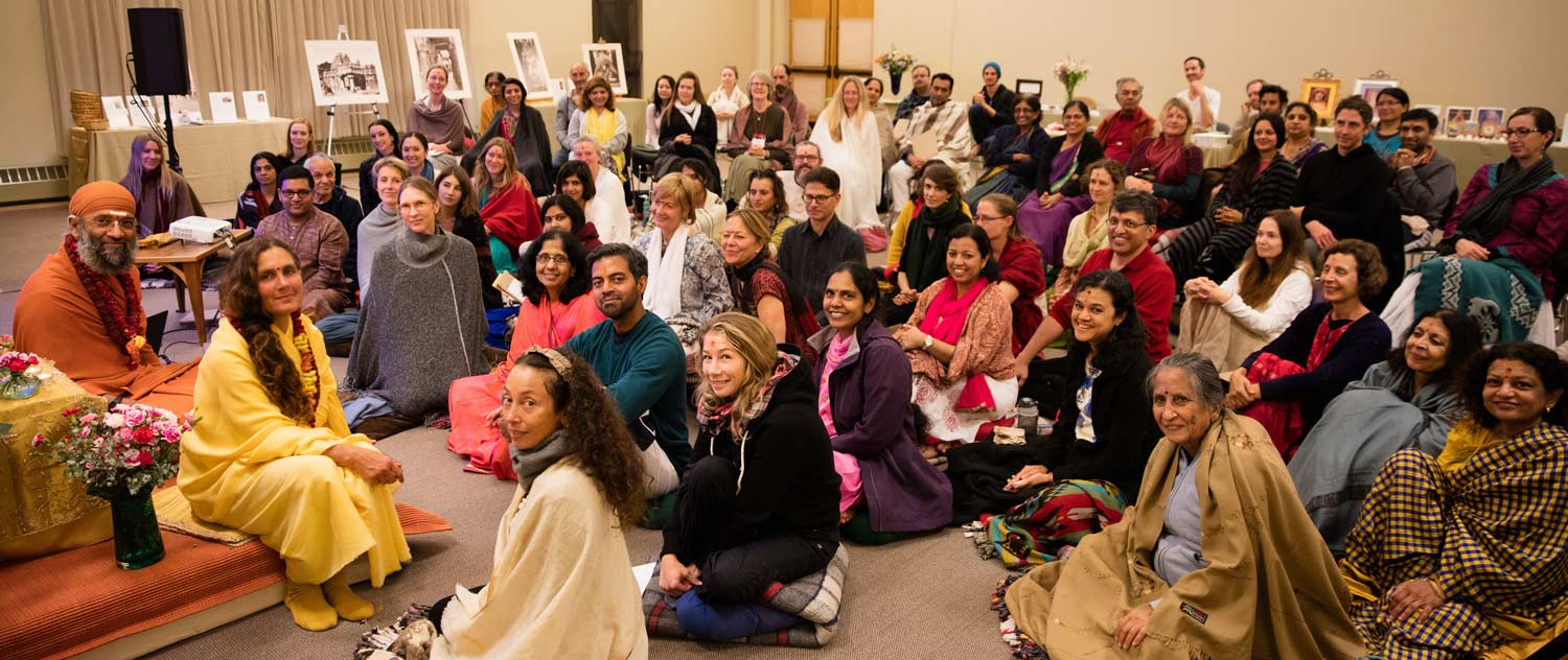 Kriya Yoga Meditation Retreat
