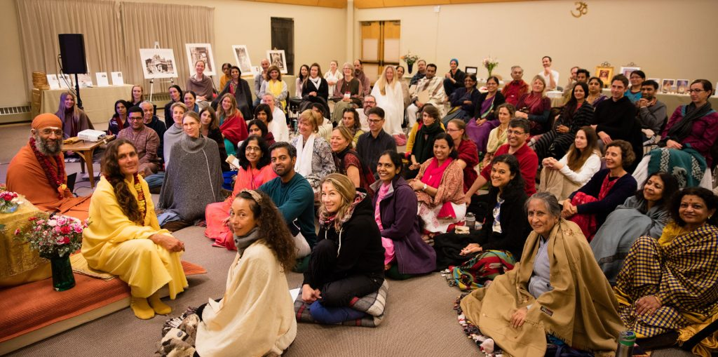 Kriya Meditation Retreat Group 1