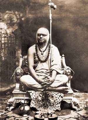 Swami Bharati-Krishna Tirtha