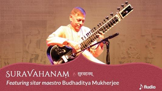 budhaditya mukherjee sitar