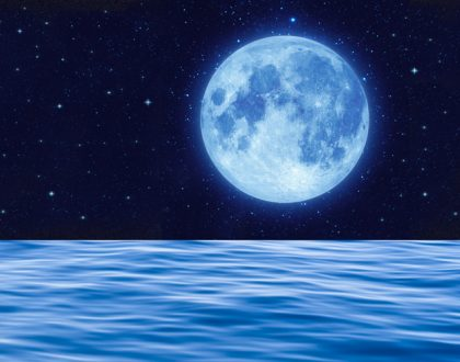 Full Moon with Water