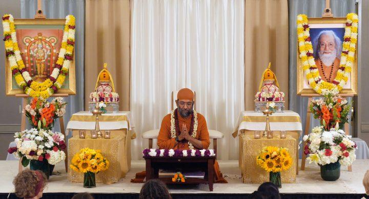 HHSVG Chanting Guru Purnima