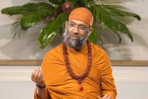 Livestream with Swami Vidyadhishananda