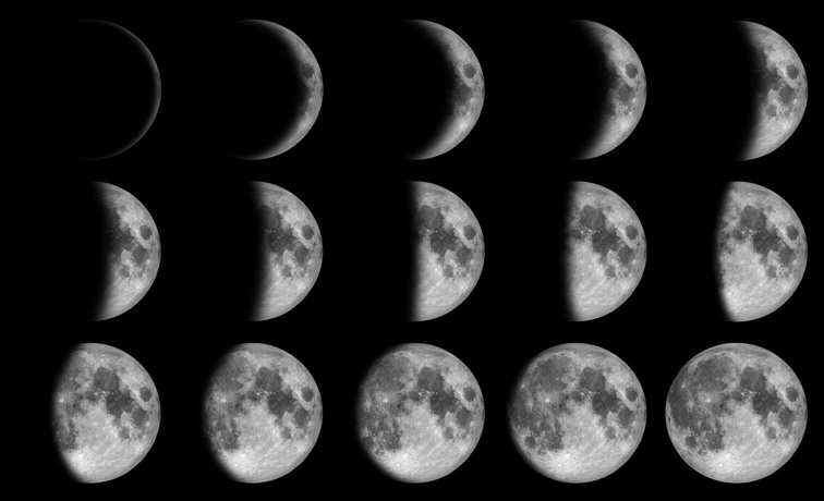 Cycle of the Moon