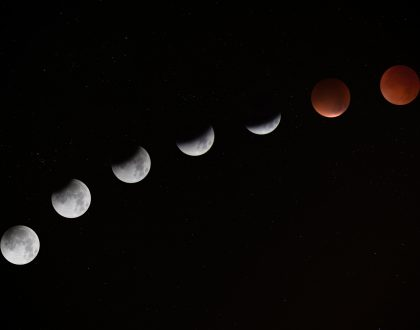 Preparing for May 2021 Lunar Eclipse
